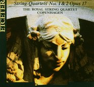String Quartets I & II  cover