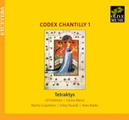Codex Chantilly I cover