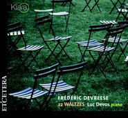 22 Waltzes cover
