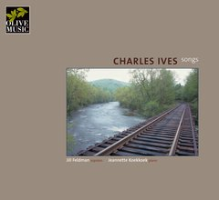 Songs - Charles Ives