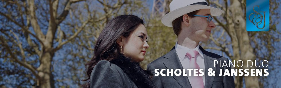 Piano duo Scholtes & Janssens