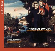 Avecillas sonoras cover