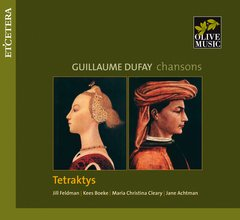 Chansons - G. Dufay