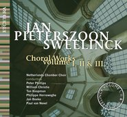 Choral Works Sweelinck - Vol. I, II, III cover