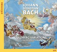 Goldberg Variations cover
