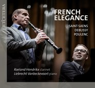 FRENCH ELEGANCE cover